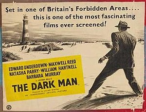 "The Dark Man (film) - Image: ""The Dark Man"" (1951)"