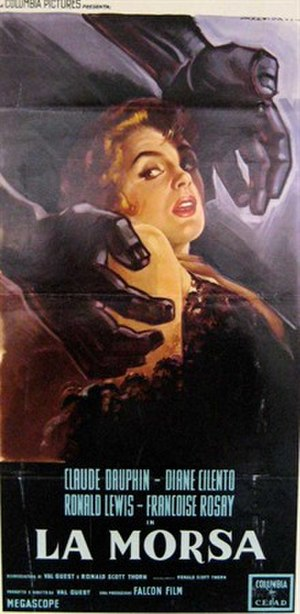 The Full Treatment - Italian theatrical poster