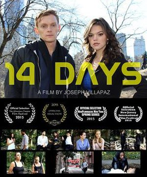14 Days (film) - 14 DAYS film poster