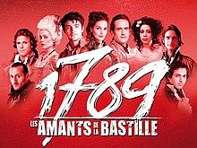 DE BASTILLE LA ALBUM TÉLÉCHARGER 1789 LES AMANTS