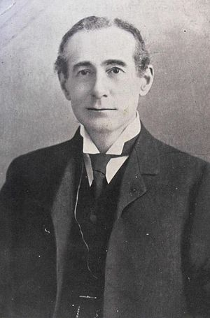 Crewe by-election, 1912 - Walter McLaren MP
