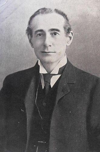 Crewe (UK Parliament constituency) - Walter McLaren
