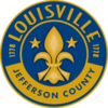 Official seal of Louisville
