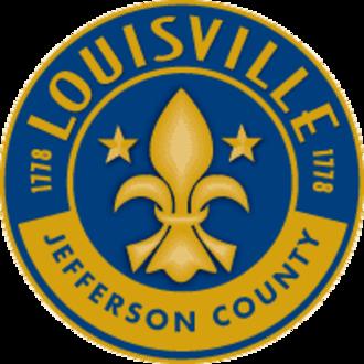 Seal of Louisville, Kentucky - Seal of Louisville Metro