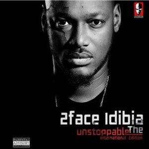 The Unstoppable - Image: 2face the unstoppable album cover