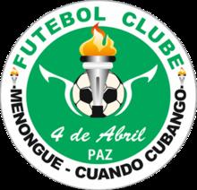 De Abril F C Do Cuando Cubango Logo Png