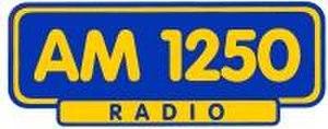 CHSM - Image: AM 1250 Steinbach Logo