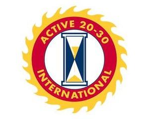 Active 20-30 Club - Image: Active 20 30 Club Logo
