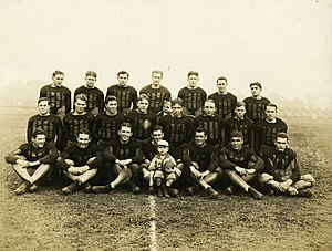 1924 Alabama Crimson Tide football team - Image: Alabama Crimson Tide football team (1924)