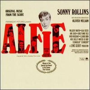 Alfie (Sonny Rollins album) - Image: Alfie (album)