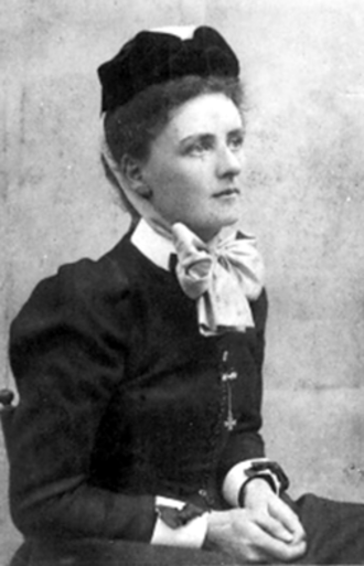 Alys Pearsall Smith - Alyssa Pearsall Smith in 1892