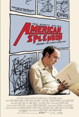 American Splendor (film) - Image: American Splendor film