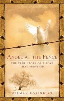 Angel at the Fence (Herman Rosenblat novel) cover art.jpg