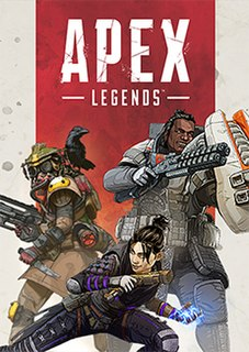 <i>Apex Legends</i> 2019 first-person shooter video game