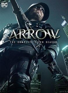 <i>Arrow</i> (season 5) Season of television series