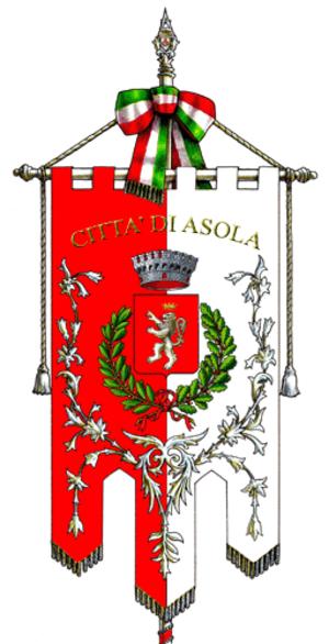 Asola, Lombardy - Image: Asola Stemma