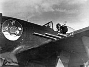 Brazilian P-47 pilot during World War II.