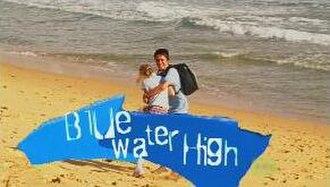 Blue Water High - Opening title card (season 1)