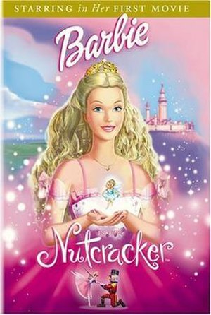 Barbie in the Nutcracker - DVD cover