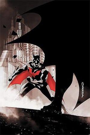 Batman Beyond (comics) - The return of Batman (Terry McGinnis).