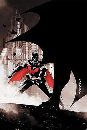 Batman Beyond (comics) - The return of Batman (Terry McGinnis).