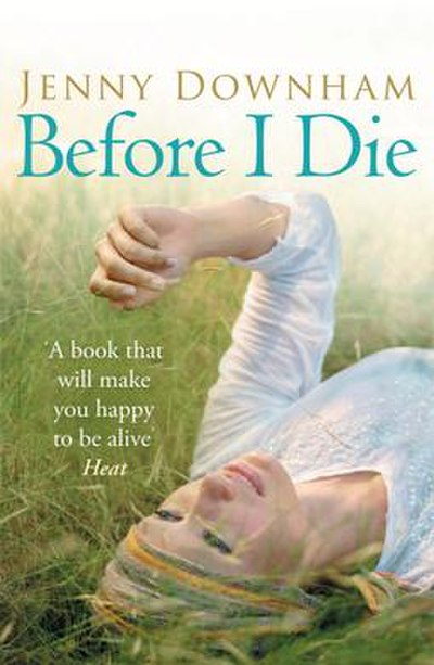 Picture of a book: Before I Die