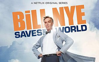 Bill Nye Saves the World - Image: Bill Nye Saves the World