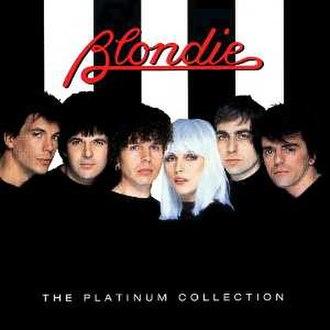 The Platinum Collection (Blondie album) - Image: Blondie The Platinum Collection (UK)