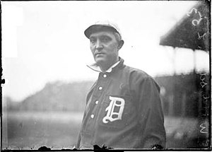 Bob Wood (baseball) - Bob Wood, Detroit Tigers catcher, 1905