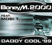 Boney M. 2000 - Daddy Cool '99 (1999 single).jpg