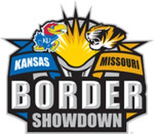 Border War (Kansas–Missouri rivalry) - The 2007 Border Showdown logo