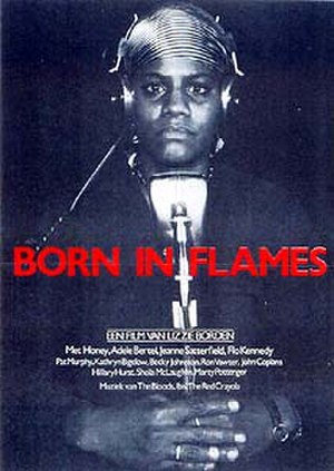 Born in Flames - Image: Born in flames poster