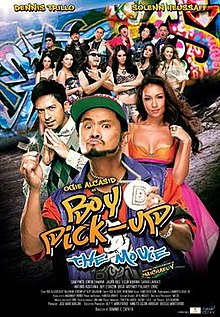 Boy Pick Up The Movie