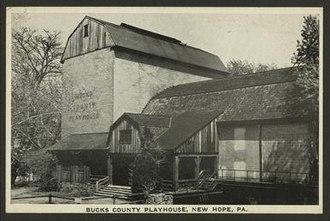Bucks County Playhouse - Bucks County Playhouse, 1934