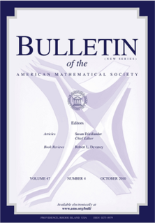 <i>Bulletin of the American Mathematical Society</i> journal