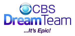 CBS Dream Team - Original logo, used from 2013 to 2016.