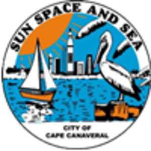 Cape Canaveral, Florida - Image: Cape Canaveral Seal