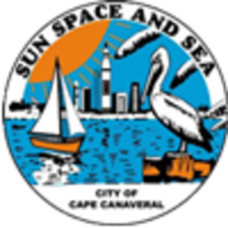Cape Canaveral, Florida - Image: Cape Canaveral Seal