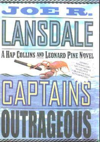 Captains Outrageous - Mysterious Press edition