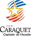 Official logo of Caraquet