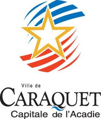 Caraquet - Image: Caraquet NB seal