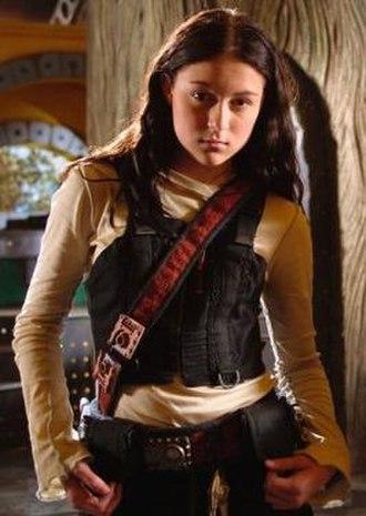 Carmen Cortez - Alexa Vega as Carmen in Spy Kids 2: The Island of Lost Dreams