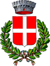 Coat of arms of Castelletto d'Erro
