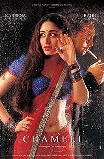 <i>Chameli</i> (film) 2003 film by Anant Balani, Sudhir Mishra
