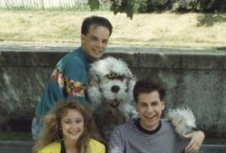 Scally the Dog - Image: Children's ITV Stonewall Productions Era Presenters (1989)