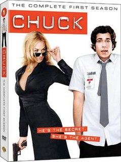<i>Chuck</i> (season 1) season of television series