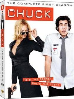 100% authentic 0048b d766a Chuck (season 1) - Wikipedia
