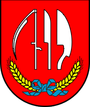 Coat of arms of Borovo Борово (Serbian)[2]