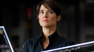 Maria Hill - Cobie Smulders as Maria Hill in The Avengers
