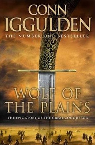 Wolf of the Plains - First edition cover